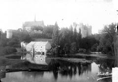 Eglise paroissiale (ancienne chapelle du château) -