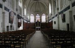 Eglise paroissiale (ancienne chapelle du château) - Deutsch:   Montreuil-Bellay