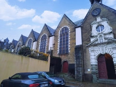 Eglise Notre-Dame des Cordeliers - Français:   Église des cordeliers (laval).