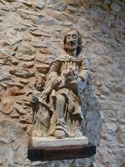 Eglise Saint-Pierre - Français:   saint Joseph et l\'enfant Jesus