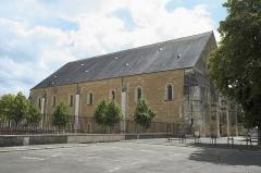 Hôtel-Dieu de Coeffort - Deutsch: Hôtel-Dieu de Coëffort in Le Mans im Département Sarthe (Pays de la Loire/Frankreich)