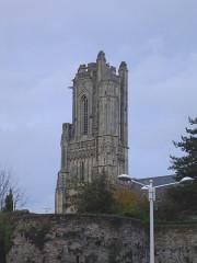 Eglise Notre-Dame - English: Notre-Dame church, Saint-Lô