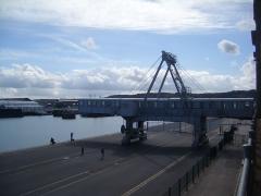Ancienne gare maritime -  Gare transatlantique de Cherbourg -