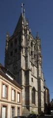 Eglise Saint-Martin - English: L'église Saint-Martin; L'Aigle, Basse-Normandie, Orne, France;; ref: PM_093591_F_LAigle;; Photographer: Paul M.R. Maeyaert; www.pmrmaeyaert.eu; © Paul M.R. Maeyaert; pmrmaeyaert@gmail.com; Cultural heritage; Europeana; Europe/France/L'Aigle;