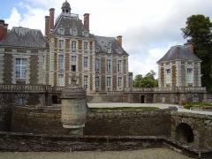Château de Balleroy -  Château de Balleroy; Frankreich