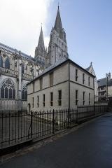 Cathédrale Notre-Dame - Cathédrale Notre-Dame de Bayeux, 2017.