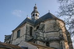 Eglise Notre-Dame ou de la Gloriette -  Église Notre-Dame-de-la-Gloriette Caen