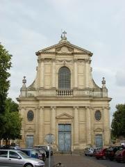 Eglise Notre-Dame ou de la Gloriette -  Eglise Nôtre Dame-de-la-Gloriette de Caen, Caen, Lower Normandy, France