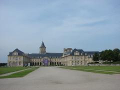 Maison, dans la cour du Musée des Antiquaires de Normandie -  Abbaye aux Dames, Caen, Lower Normandy, France