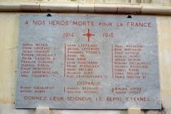 Eglise - Français:   Ussy (14)