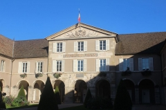 Couvent des Ursulines - Français:   Hôtel de ville de Beaune.