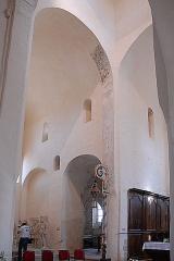 Eglise Saint-Vorles - Deutsch: St-Vorles de Châtillon-s-S, nordwestl. Querhausarm