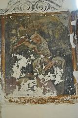 Eglise Saint-Vorles - Deutsch: St-Vorles de Châtillon-s-S, Freskenrest
