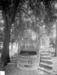 Ancienne chartreuse de Champmol, actuellement centre psychothérapique de Dijon -