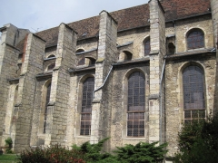 Eglise Saint-Etienne - Église Saint-Étienne de Dijon