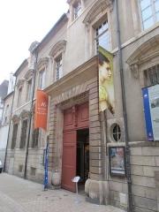 Hôtel Lantin, actuellement musée Magnin - Musée Magnin
