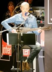 Théâtre - Français:   Frédéric Fromet lors de l\'enregistrement public de l\'émission \