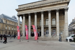 Théâtre - Français:   Grand théâtre de Dijon lors du \