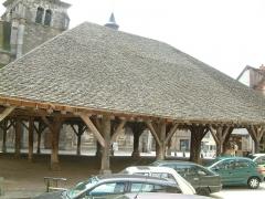 Halle aux grains - English: Nolay. Burgundy, FRANCE.