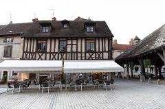 Halle aux grains -  Nolay-1274