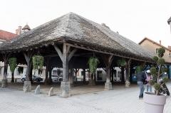 Halle aux grains -  Nolay-1275