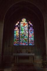Eglise Saint-Pierre - English:  Joan of Arc chapel.