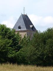 Eglise - Français:   Saint-Vérain (Nièvre, France);
