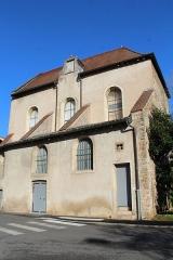 Couvent des Ursulines - Français:   Ancienne chapelle du couvent des Ursulines de Mâcon