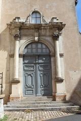 Couvent des Ursulines - Français:   Ancienne chapelle du Couvent des Ursulines, Mâcon.