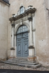 Couvent des Ursulines - Polski:   Mâcon - klasztor urszulanek