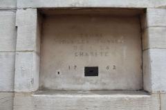 Hospice de la Charité - Français:   Hospice de la Charité de Mâcon