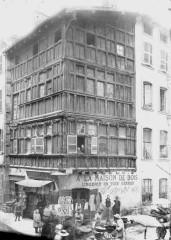 Immeuble dit La maison de Bois -