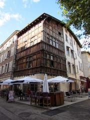 Immeuble dit La maison de Bois - Français:   La Maison de Bois