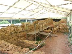 Oppidum du Mont-Beuvray, dit aussi oppidum de Bibracte (également sur commune de Glux-en-Glenne, dans la Nièvre) - English: Bibracte,  Burgundy, FRANCE
