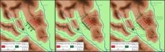 Oppidum du Mont-Beuvray, dit aussi oppidum de Bibracte (également sur commune de Glux-en-Glenne, dans la Nièvre) - Italiano: La battaglia tra Cesare e gli Elvezi a 25 km sud di Bibracte nel 58 a.C.