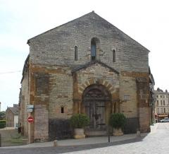 Eglise Saint-Valérien - Français:   Saint-Philibert de Tournus Abbey, Tournus, Saone et Loire, Bourgogne, France
