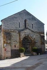 Eglise Saint-Valérien - Français:   Église Saint Valérien, Martyre et saint patron de Tournus;