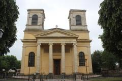 Cathédrale Saint-Vincent (nouvelle église Saint-Vincent) - Polski: Mâcon - katedra św. Wincentego