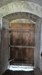 Prieuré de Saint-Jean-des-Bonshommes - Prieuré Saint-Jean-des-Bonshommes, Sauvigny-le-Bois, Yonne porte des morts