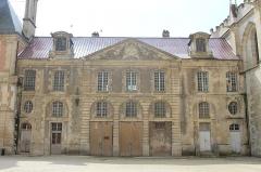Ancien archevêché ou ancien palais archiépiscopal - Français:   Palais synodal de Sens.