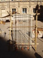 Ancien archevêché ou ancien palais archiépiscopal - Palais archiépiscopal de Sens (Yonne, France)