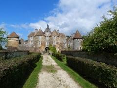 Château de Ratilly - Esperanto: Kastelo de Ratilly
