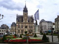 Hôtel de ville -  Compiègne
