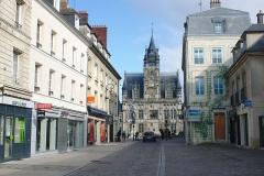 Hôtel de ville - Hôtel de Ville de Compiègne.