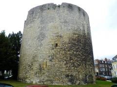 Tour Jeanne d'Arc -  Grosse Tour du Roi