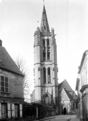 Eglise Saint-Médard -