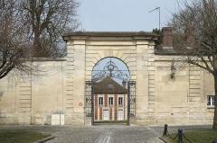 Ancienne abbaye Saint-Arnould - Deutsch:   Ehemalige Abtei Saint-Arnoul in Crépy-en-Valois im Département Oise (Hauts-de-France/Frankreich)