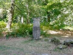 Domaine de Jean-Jacques-Rousseau - Français:   Au parc Jean-Jacques-Rousseau à Ermenonville - voir le titre du fichier.