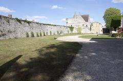 Enceinte gallo-romaine -  Senlis