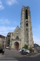 Eglise Saint-Crepin - Français:   Église Saint-Crépin de Château-Thierry.